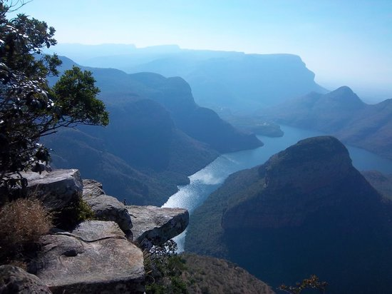 Graskop, Sudáfrica: Blyde River Canyon - Iconic Stop and Picture
