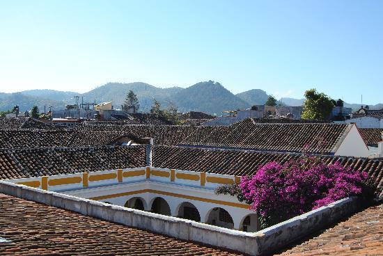 Hotel Casa Margarita: vista dal terrazzo