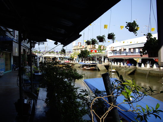 ‪Amphawa Floating Market‬