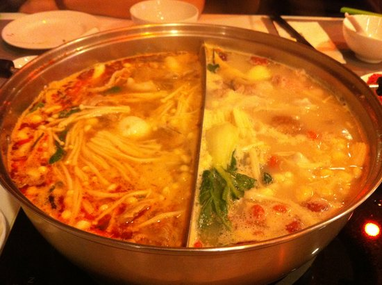 Photo of Chinese Restaurant Him Kee Hot Pot at 謝斐道408-412號華斐商業大廈1及2字樓, Hong Kong, Hong Kong