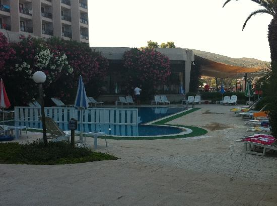 Tusan Beach Resort: hotel