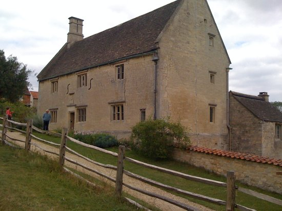 Grantham, UK: Newton's house