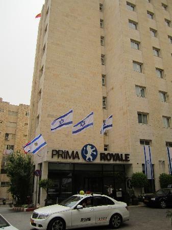 Prima Royale: Hotel von außen