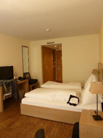 Hotel Piz St. Moritz: Bedroom 2