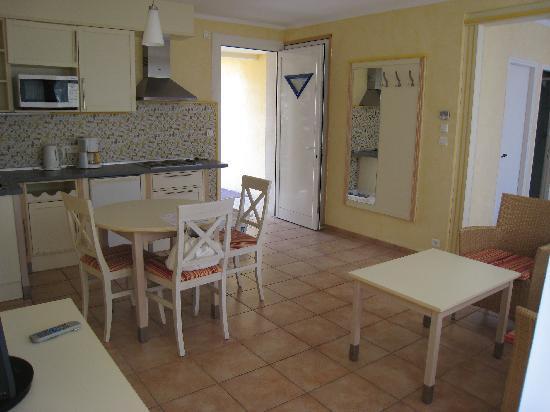 Les Tourelles: Inside of apartment 35
