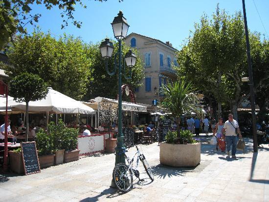 Les Tourelles: Sainte Maxime