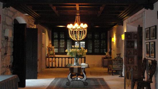 Hall entrada  Palacio de Mengíbar