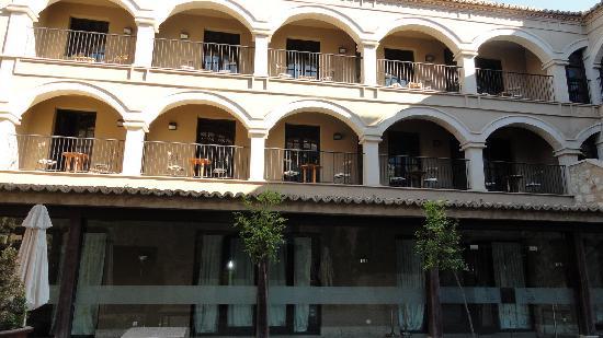 Hotel Palacio de Mengibar: Palacio de Mengíbar