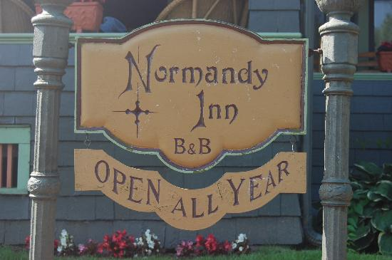 Normandy Inn: Historic