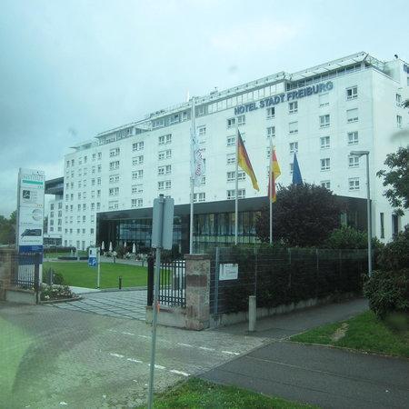 Hotel Stadt Freiburg : Exterior