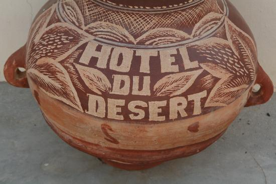 Hotel du desert: Desert (photo acu)