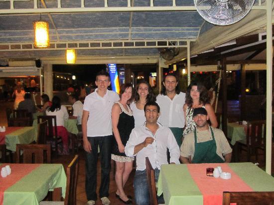 Team Il Gusto.......wonderful staff!