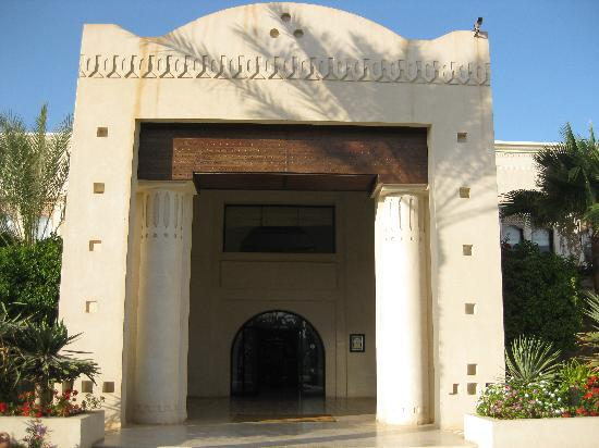 SENTIDO Djerba Beach: Hotel entrance