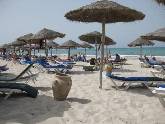 SENTIDO Djerba Beach: The beach