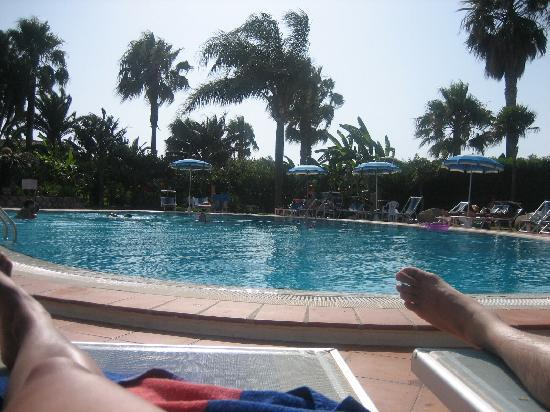 Hotel Residence Costa Azzurra: der pool
