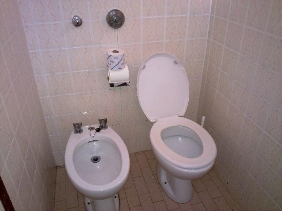Hotel Felix Pindemonte: Bathroom