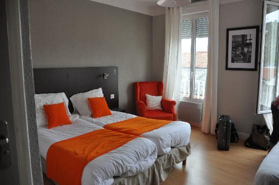 Atrium Mondial : our room