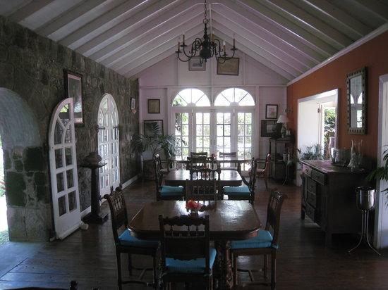 Rawlins Plantation Inn St Kitts Restaurant Reviews