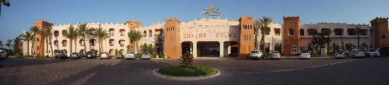 Safira Palms Hotel & Spa : Hotel entrance