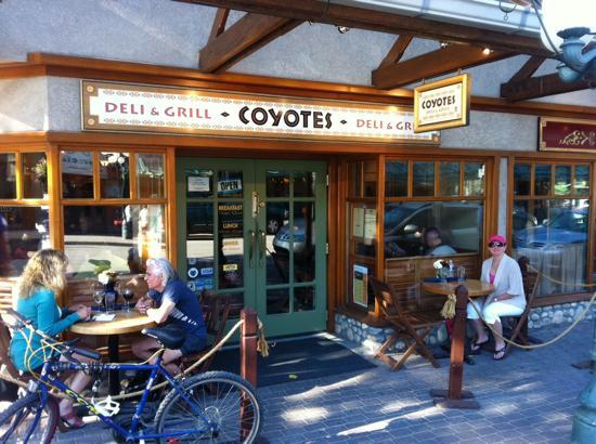 Coyotes Southwestern Grill : Street View