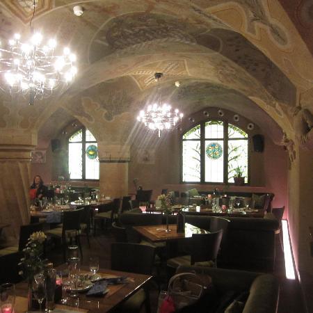 Ratskeller Munchen: Interior