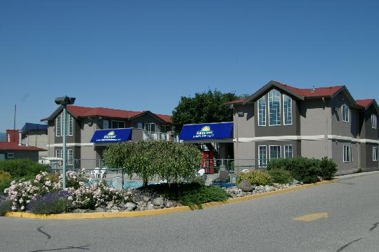 Days Inn Kelowna: The hotel