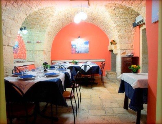 Sammichele di Bari, Italia: Una foto dell'interno