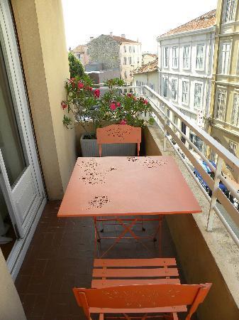 Hotel Esperanto: Terras room 11