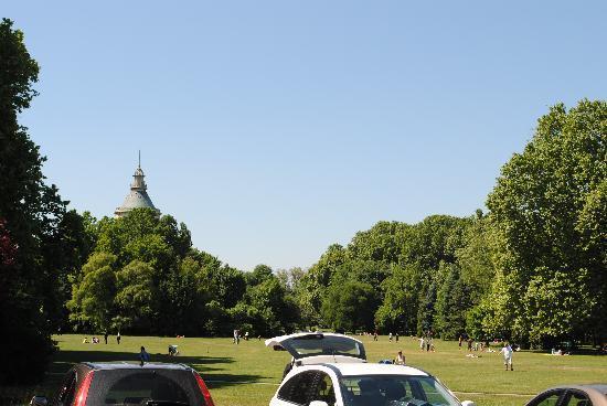 Margaret Island (Margitsziget): Margit (Margaret) island - a nice big park