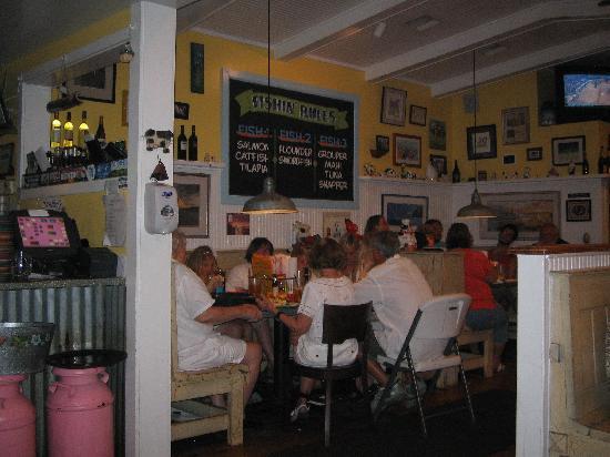 Lighthouse Cafe: La déco