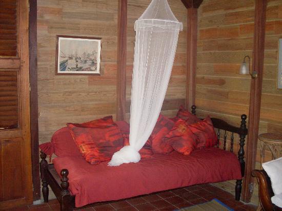 Habitation Matouba: Bett 4