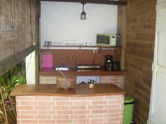 Habitation Matouba: Küche