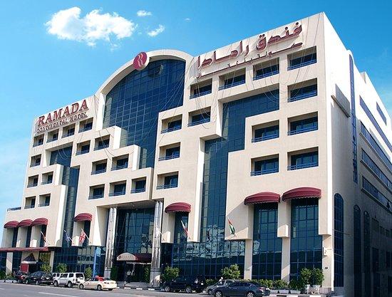 Ramada Continental Hotel: Hotel Exterior