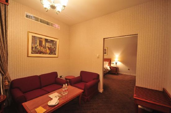 Ramada Continental Hotel: Executive Suite
