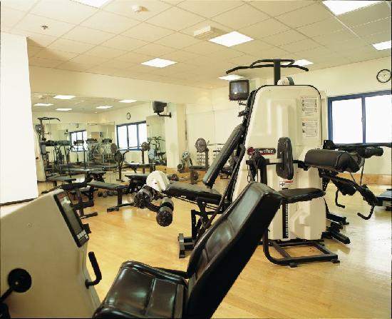 Ramada Continental Hotel: Gymnasium
