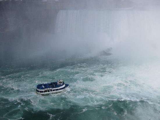 Air Terjun Niagara, Kanada: Niagara Falls-Maid of the Mist