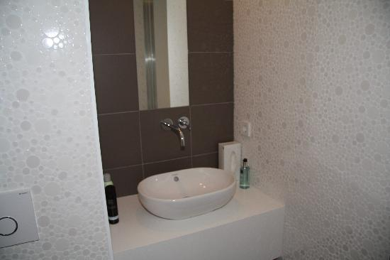 B&B Gregorius: Ensuite bathroom