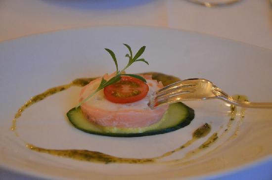 Gastehaus Wolfsbrunn: Schloss Wolfsbrunn Restaurant