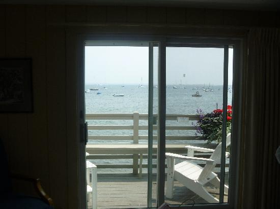 Dyer's Beach House: Another shot from the room