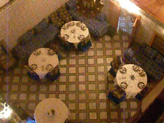 Dar Touria : salle principale