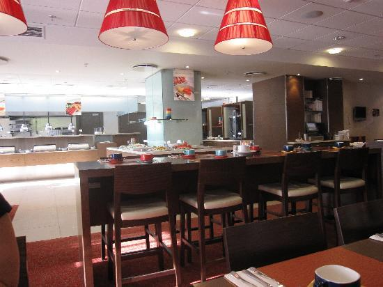 Park Inn by Radisson Kaunas: Breakfast