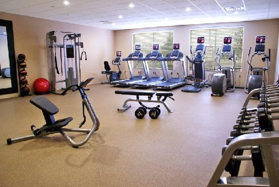 Hilton Garden Inn Denton: HGI Fitness Room