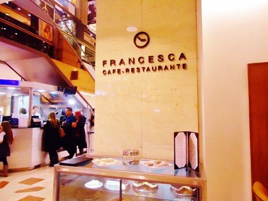 Francesca Restaurante: Francesca     Galerías  Pacífico