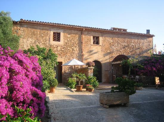 Ses Salines, สเปน: Entrance