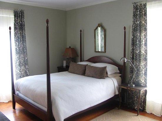 Alden House B&B : Penobscot Room
