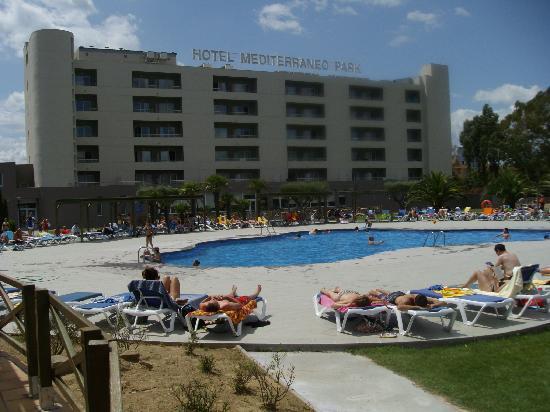 Hotel Mediterraneo Park and Hotel Mediterraneo: Vue extérieure 1