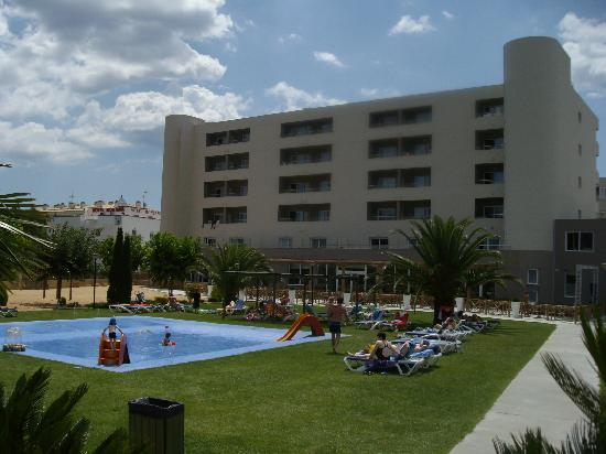 Hotel Mediterraneo Park and Hotel Mediterraneo: Vue extérieure 2