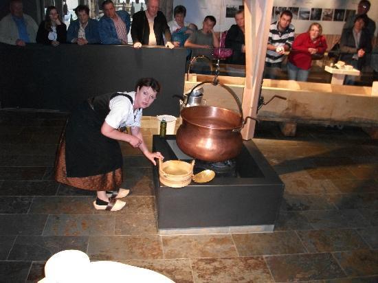 Ferme Schrutt-Tisserand : la maison du fromage à visiter à GUNSBACH