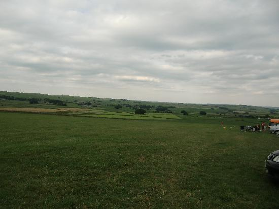 View from the Campsite