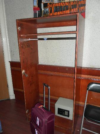 bureau - Bild von Hotel Manofa, Amsterdam - TripAdvisor